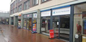 Stomerij Hendorette op winkelcentrum Vinkhuizen